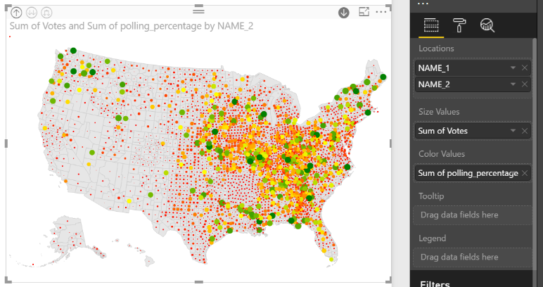 drilldowncartogram Power BI Desktop July Feature Summary