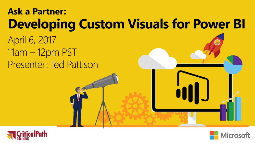 Critical%20Path%20Event%20Social%20Graphic Announcing the new Power BI Video Gallery and Ask a Partner Anything live event